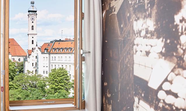 Living-Hotel-Das-Viktualienmarkt-München-Superior-Aussicht