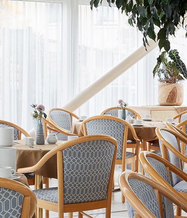Living Hotel Nürnberg Frühstück