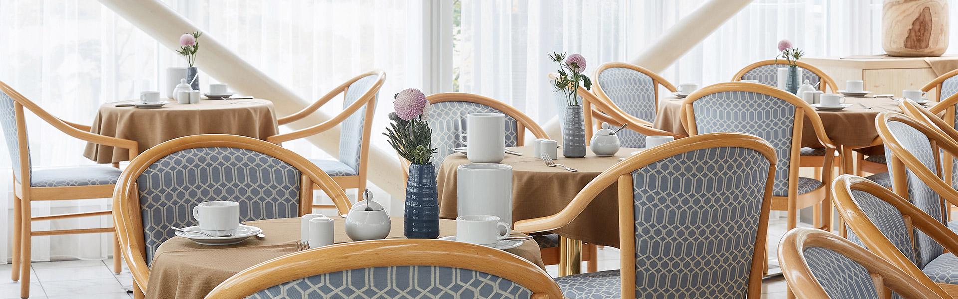 Living Hotel Nuremberg Gastronomie