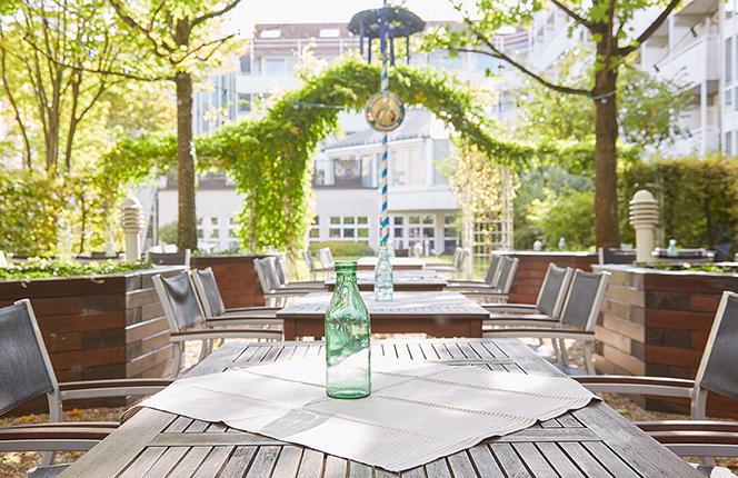 Living Hotel Nürnberg Sommergarten