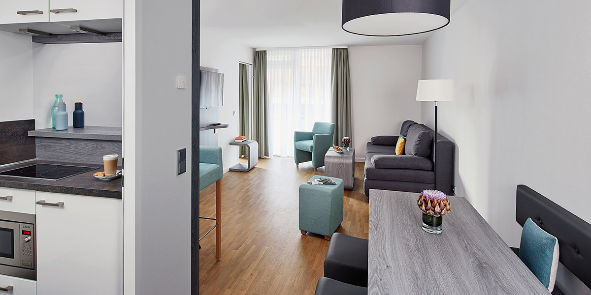 living hotel nuremberg apartment