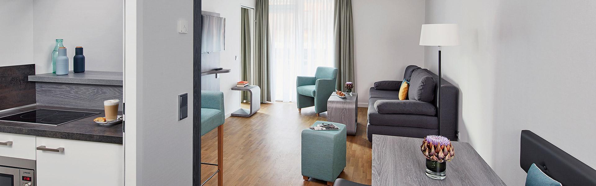 Living Hotel Nürnberg Serviced Apartment