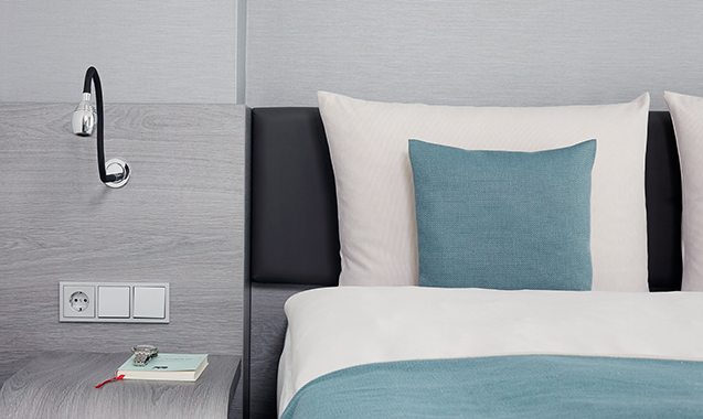 Living-Hotel-Nuernberg-Superior-Plus-Bett