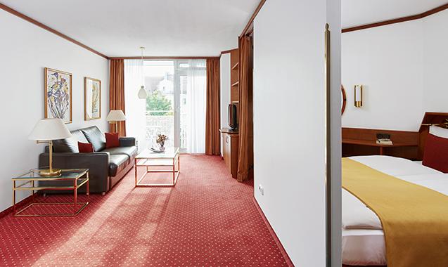 Living-Hotel-Nuernberg-Superior-Schlafzimmer