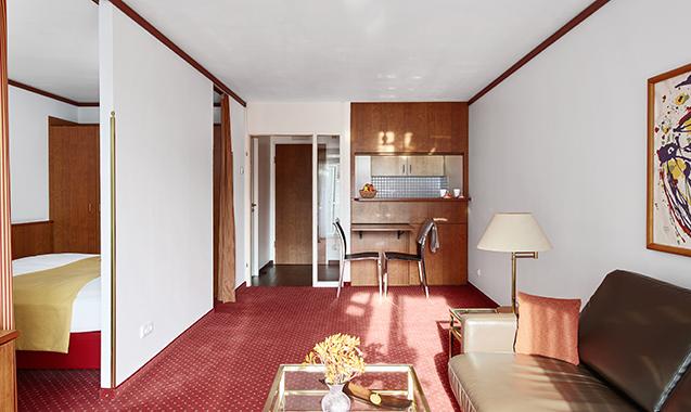 Living-Hotel-Nuernberg-Superior-Wohnbereich