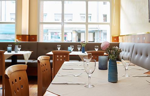 Living Hotel Nürnberg Gastronomie