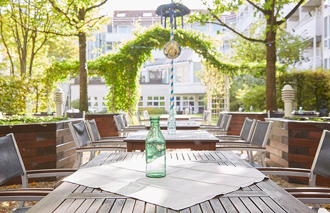 Living Hotel Nuernberg Garten