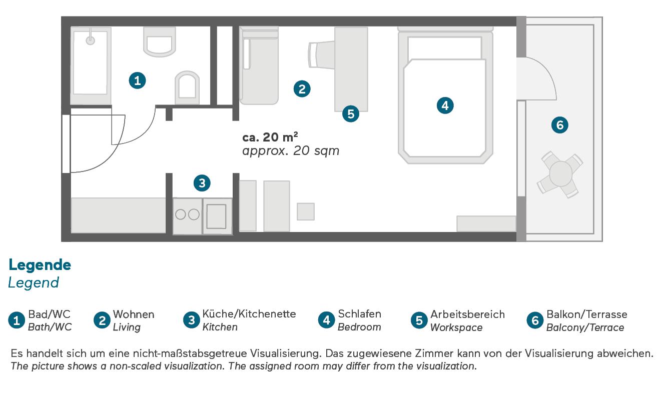 living-hotel-kaiser-franz-joseph-wien-apartment-business-plus-grundriss