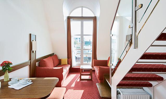 Living Hotel Kaiser Franz Joseph Wien Apartment