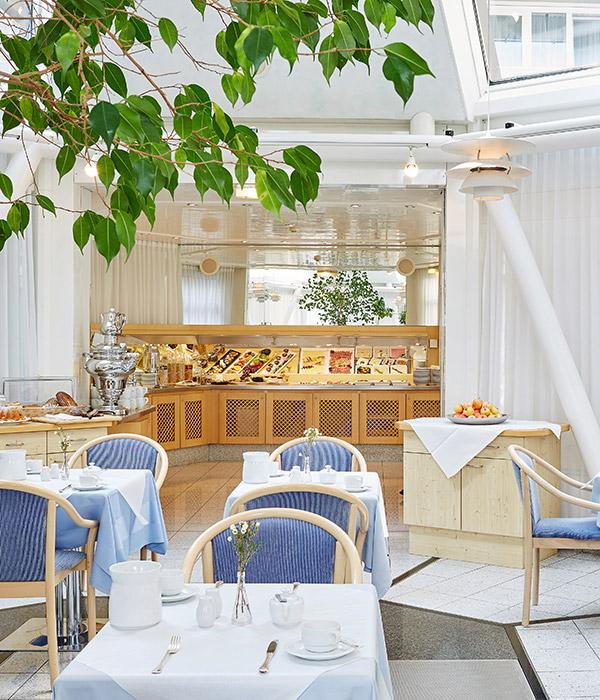 Living Hotel Kaiser Franz Joseph Wien Frühstück