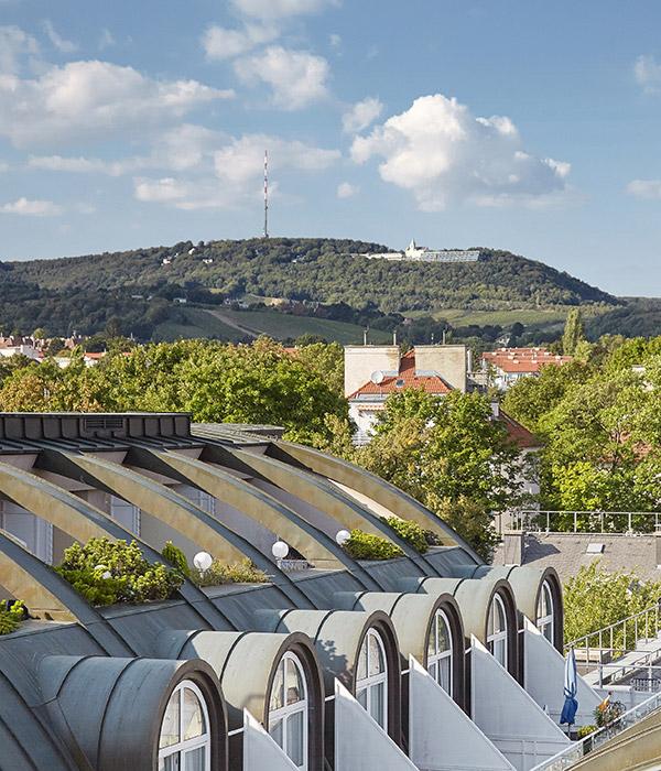 Living Hotel Kaiser Franz Joseph Wien Umgebung