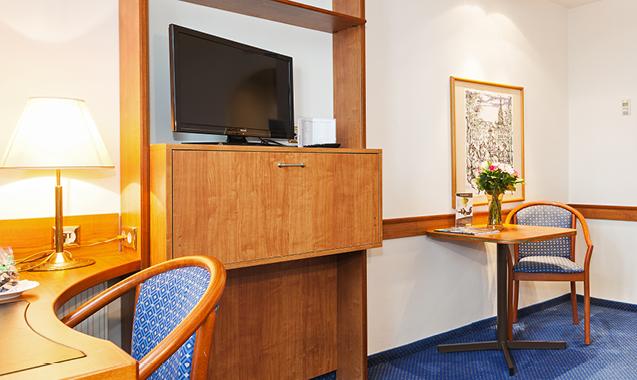 Living Hotel Kaiser Franz Joseph Wien Wohnbereich