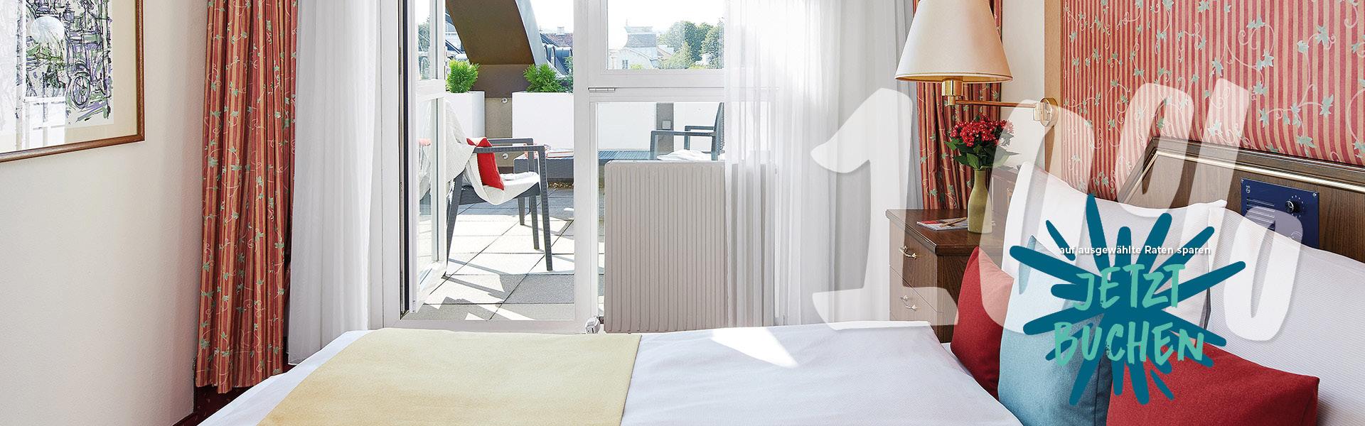 Living Hotels Summer Sale für Kurz und Lang Aufenthalte