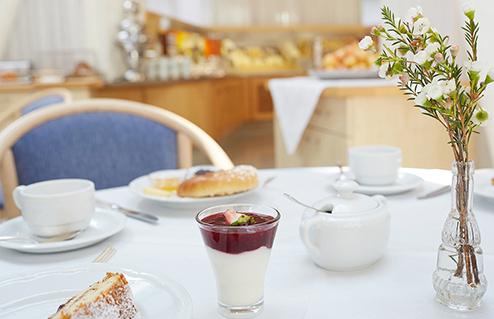 Living Hotel Kaiser Franz Joseph Gastronomie