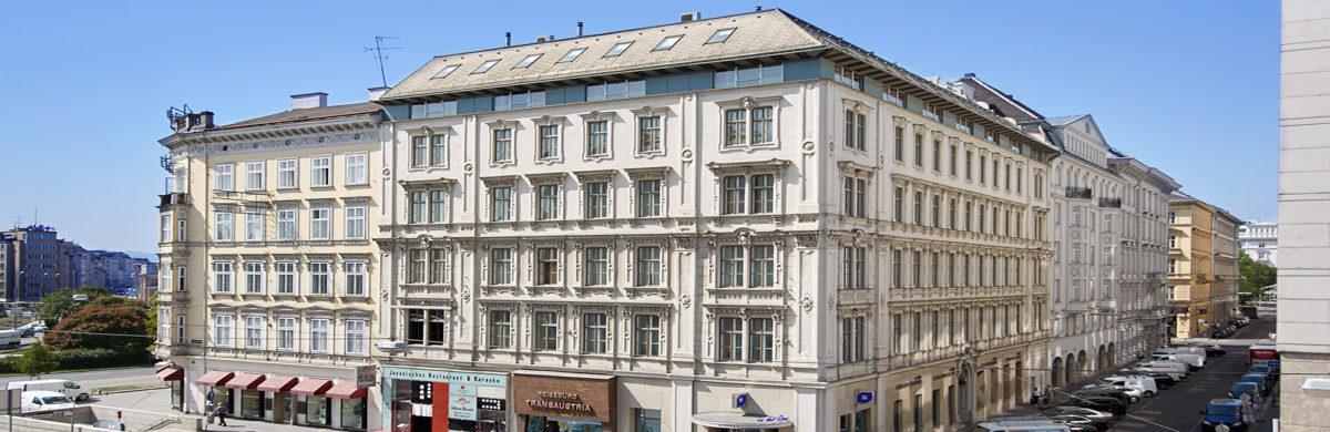 Hotel Kaiser Franz Joseph Wien