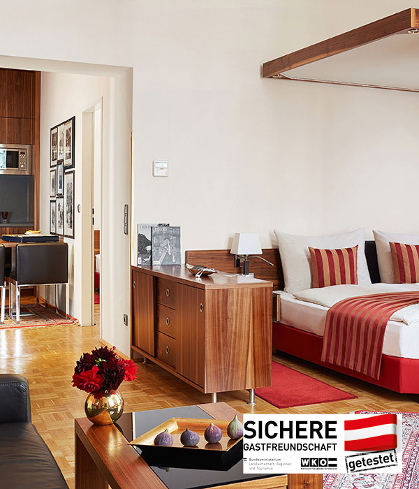 Living Hotel an der Oper Wien Apartment