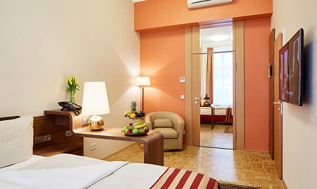 Living Hotel an der Oper Wien Apartment