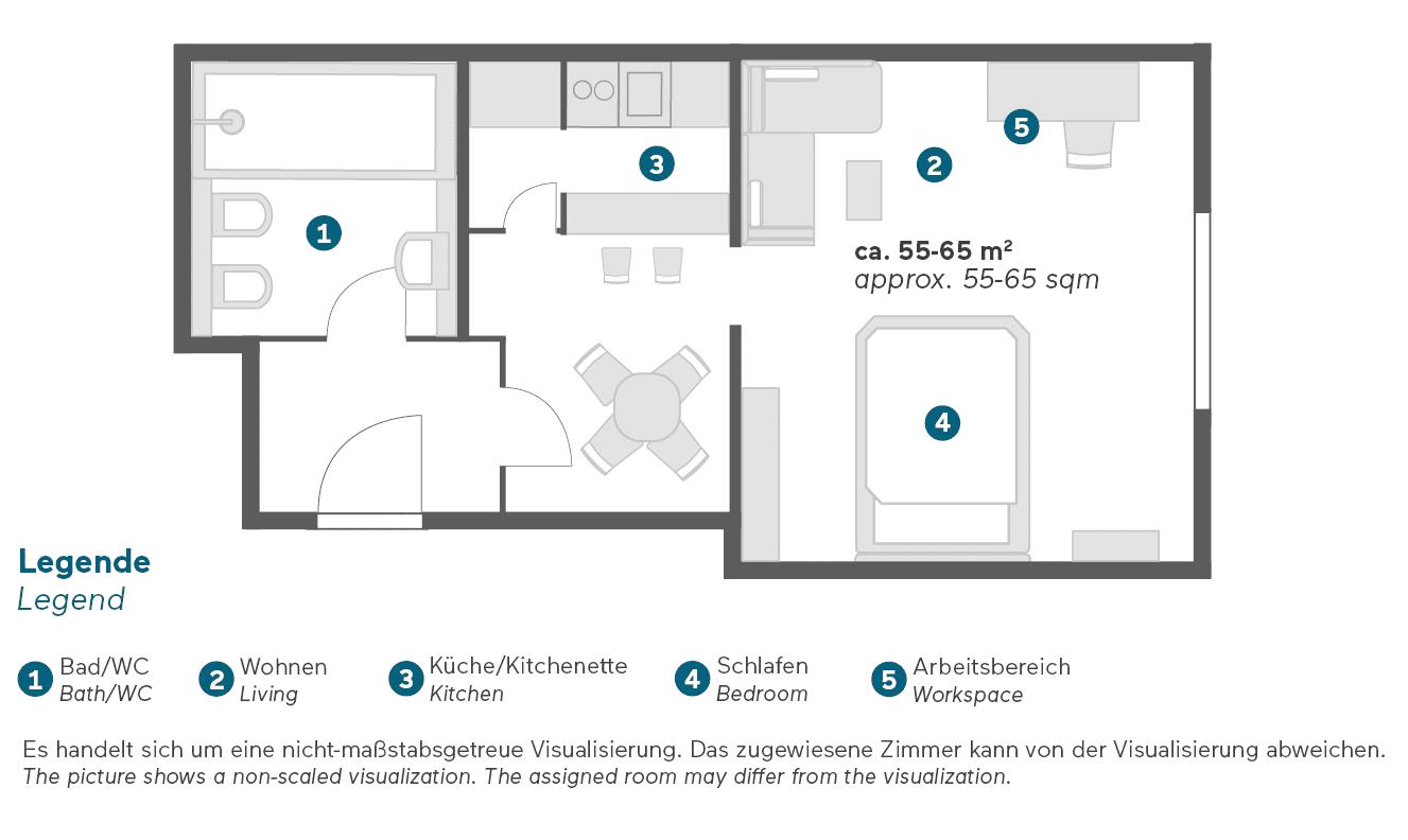 living-hotel-an-der-oper-wien-executive-apartment-grundriss