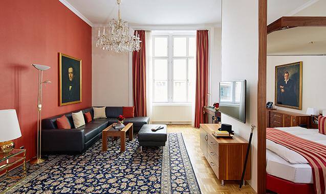Living-Hotel-an-der-Oper-Wien-Superior-Schlafzimmer3