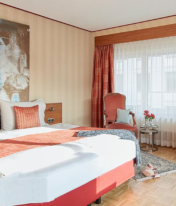 Living Hotel an der Oper Wien Zimmer 1