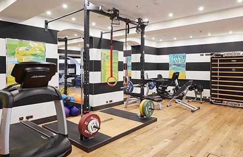 Living Hotel De Medici Düsseldorf Fitness