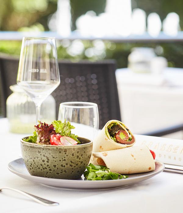 Living Hotel DeMedici Dusseldorf Restaurant