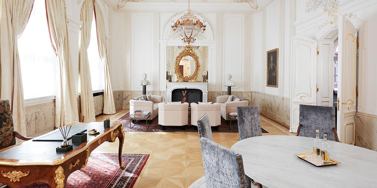 Living Hotel DeMedici Dusseldorf Suite