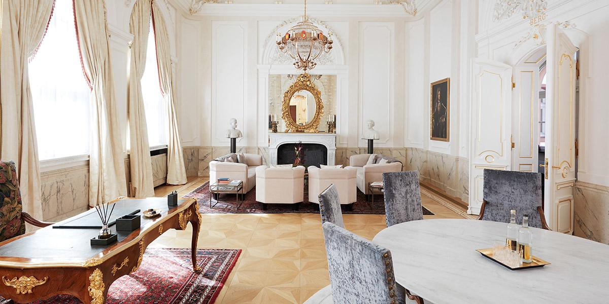 Living Hotel De Medici Düsseldorf Kurfürsten Suite