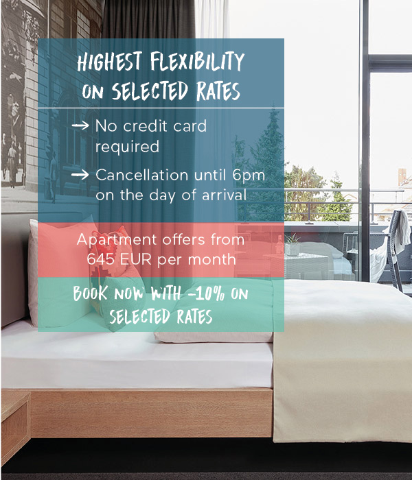 Living Hotels Flexible Rates Summer Sale
