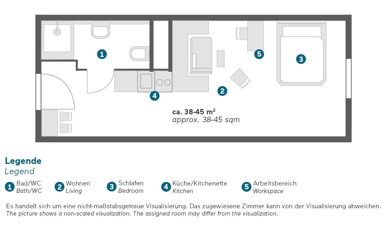 living-hotel-frankfurt-deluxe-doppel-grundriss