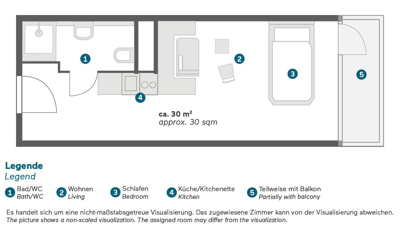 living-hotel-frankfurt-deluxe-einzel-grundriss