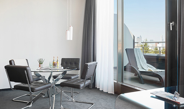 Living Hotel Frankfurt Apartment