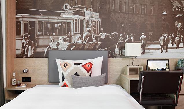 Living Hotel Frankfurt Apartment