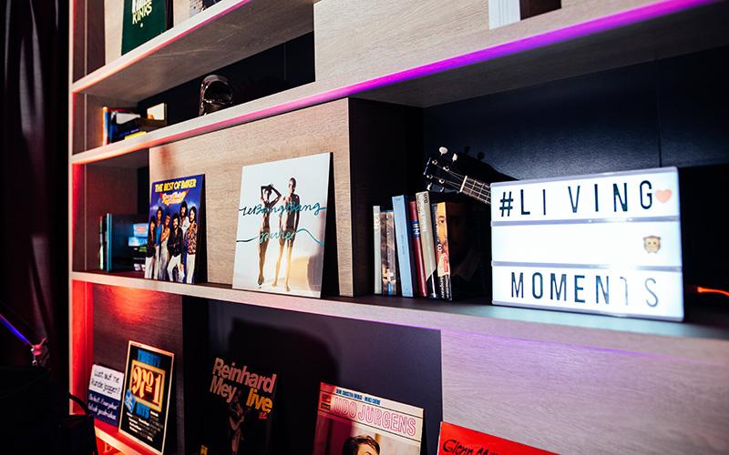 Living Hotel Frankfurt Living Room Jazz We Can