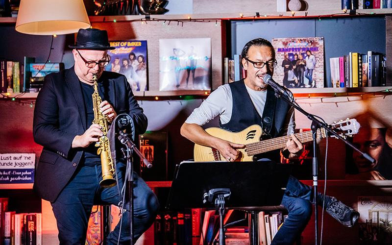 Living Hotel Frankfurt Living Room Jazz We Can ©Christian Stein