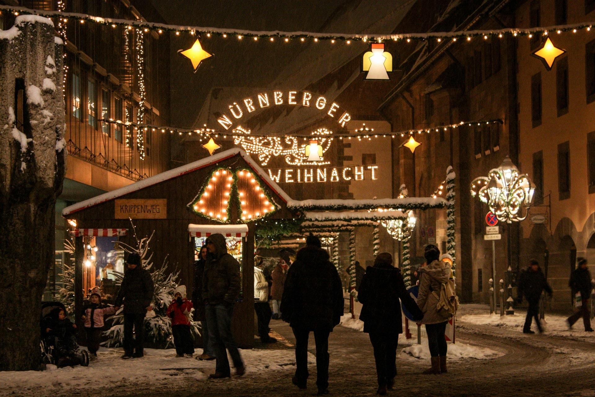 Living Hotels Blog Nürnberg Christkindlesmarkt